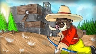 getlinkyoutube.com-Casa Perfeita Não da para Invadir #12 - HurtWorld Multiplayer