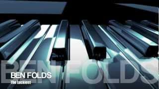 getlinkyoutube.com-Ben Folds - The Luckiest / HQ Lyrics