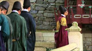 getlinkyoutube.com-Dong Yi, 28회, EP28, #01