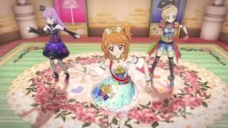getlinkyoutube.com-(HD)Aikatsu!- Akari&Sumire&Hinaki-[Pretty Pretty] Episode 126