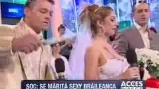 getlinkyoutube.com-Sexy Braileanca se marita