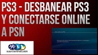 getlinkyoutube.com-COMO DESBANEAR TU PS3 DE PSN Y JUGAR ONLINE + DESCARGAS (PS3 CON CFW) [GUÍA DE PS3 PIRATA #7]