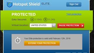 تفعيل Hotspot Shield VPN  اخر اصدار