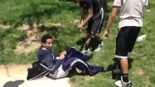 getlinkyoutube.com-Boy gets pantsed then revenge