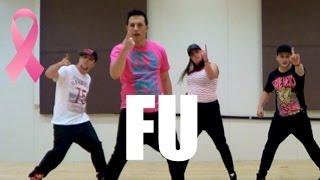 getlinkyoutube.com-FU - Miley Cyrus Breast Cancer Awareness Dance Choreography   Jayden Rodrigues NeWest