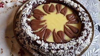 getlinkyoutube.com-كيك الشوكولاتة بالكريم باتسيير