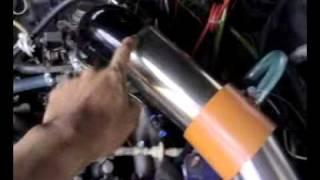 getlinkyoutube.com-Multi Fuel Saver ( Vaporizer Air Bleed gas-heater HHO etc.)