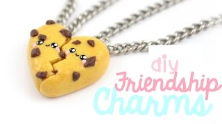 getlinkyoutube.com-DIY kawaii Cookie Friendship charms | Kawaii Friday