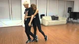getlinkyoutube.com-141023 Evanesce Dance Practice - Eunhyuk