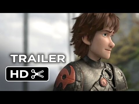 How To Train Your Dragon 2 Official Trailer #1 (2014) - Animation Sequel HD
