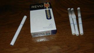 "getlinkyoutube.com-RJR Reynolds REVO ""revolutionary cigarettes"" -not vape- (review & impression)"