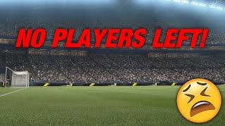 getlinkyoutube.com-What Happens if EVERY PLAYER gets SENT OFF on FIFA 17? (MANY RED CARDS)