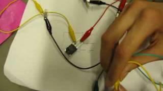 MOSFET transistör testi