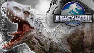 getlinkyoutube.com-Jurassic World News: Indominus Rex, Merchandise and Jurassic City