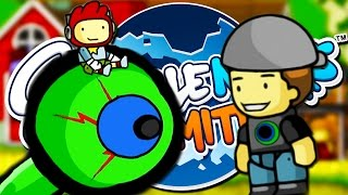 getlinkyoutube.com-I'M IN THE GAME! | Scribblenauts Unlimited #3