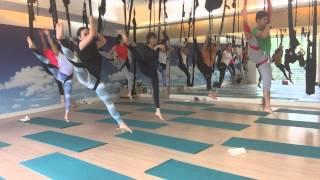 spike fly by kru Dongdy 23/07/15 yoga & me CDC