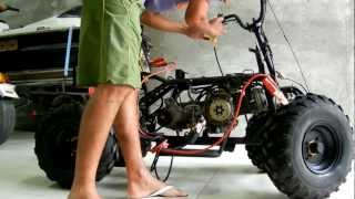 "getlinkyoutube.com-Quadriciclo 150cc ""QUALITY SPORTS"""