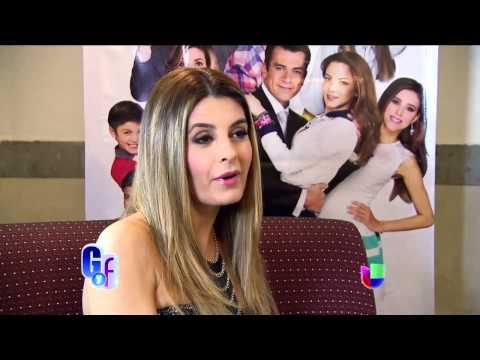 Mayrín Villanueva confesó cómo maneja a sus hijos cuando son 'los tuyos, los míos y los nuestros'