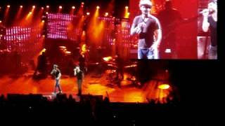 "getlinkyoutube.com-Justin and Adam singing ""This Love"""