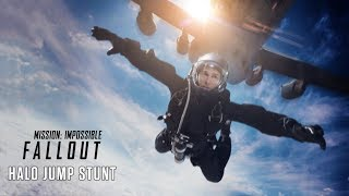Mission: Impossible - Fallout (2018) - HALO Jump Stunt Behind The Scenes - Paramount Pictures
