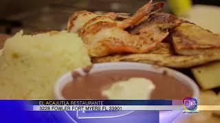 El Acajutla Restaurant. Inspiradora historia de una pareja hispana