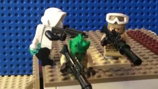 Lego Star Wars Battlefront Walker Assault