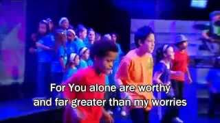 Lean On You - Hillsong Kids (with Lyrics/Subtitles) (Worship Song)