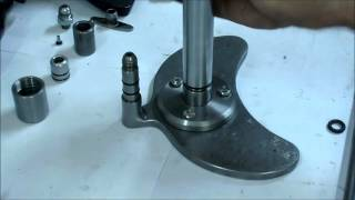 getlinkyoutube.com-Bomba manual carabina PCP 600 PSI (montagem)