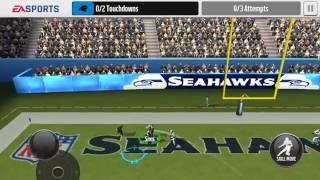 getlinkyoutube.com-Madden NFL Mobile  Gameplay   Episode #1