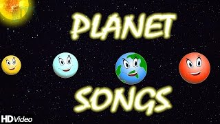"getlinkyoutube.com-The Solar System Songs: ""We are the Planets"" 