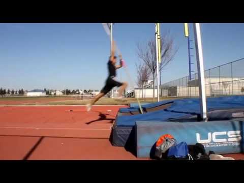 How To Pole Vault (For Beginners)