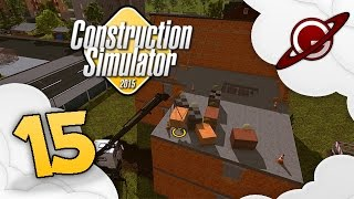 getlinkyoutube.com-Construction Simulator 2015 | 15 - Agrandissement de maison