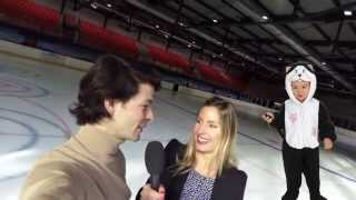 getlinkyoutube.com-L'interview selfie, avec Stéphane Lambiel!