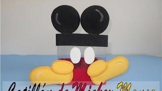 getlinkyoutube.com-Cotillon o dulcero mickey mouse