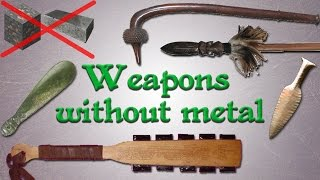 getlinkyoutube.com-Weapons without metal: Far from primitive!