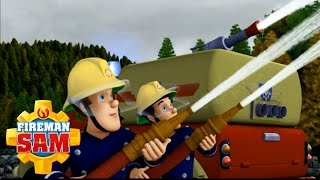 getlinkyoutube.com-Fireman Sam US Official: He's Our Friend Song