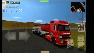 getlinkyoutube.com-Grand Truck Simulator Mod Truk Pertamina