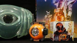 getlinkyoutube.com-初回生産限定 劇場版 仮面ライダーゴースト 100の眼魂とゴースト運命の瞬間 コレクターズパック+レジェンドライダーアイコン付 ブルーレイ Kamen Rider Ghost Blu-ray