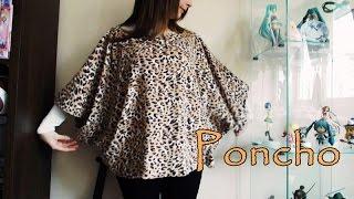 getlinkyoutube.com-DIY ~ Poncho Facile ►