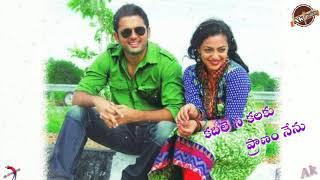 Oh Priya priya ishq nithin movie song whatsapp status width=
