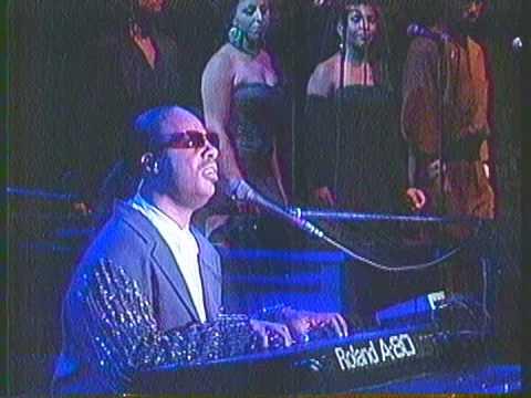 Love's In Need Of Love Today - Stevie Wonder Live in Japan 1990