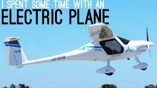 The Truth About Electric Planes width=