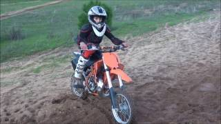 getlinkyoutube.com-joao andré - motocross - KTM 65 sx
