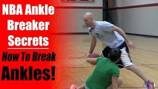 getlinkyoutube.com-How To Break Ankles In Basketball - Best Basketball Moves To Break Ankles - NBA Ankle Breakers