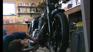 getlinkyoutube.com-SR400 Part 4 - Finish & test run
