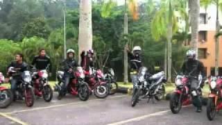 getlinkyoutube.com-Suzuki Ride KL-Temerloh-Genting Highlands
