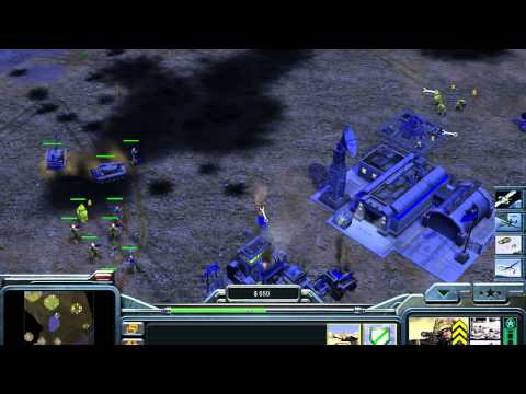 Let`s play Command and Conquer Generäle Die Stunde Null (WA) Part 12