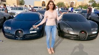 getlinkyoutube.com-Rich Kids of the Middle East - The Most Expensive Car Event in the World !!!