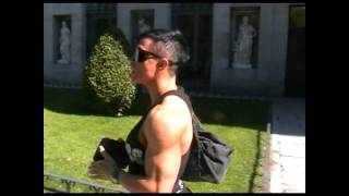 getlinkyoutube.com-Suzy Kellner: Arnold Classic Europe 2012.