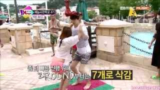 getlinkyoutube.com-Miss A MIN&AHN JAE HYUN ADORABLE MOMENTS+InSoo&Sung Jun etc